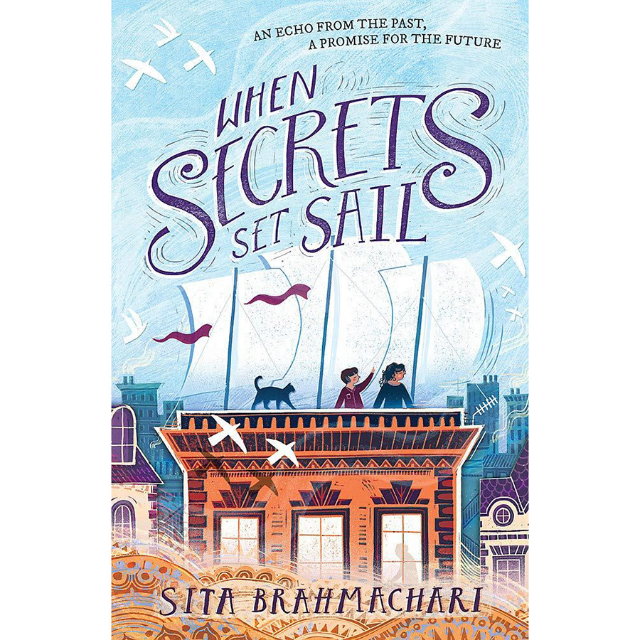 When Secrets Set Sail Paperback Book