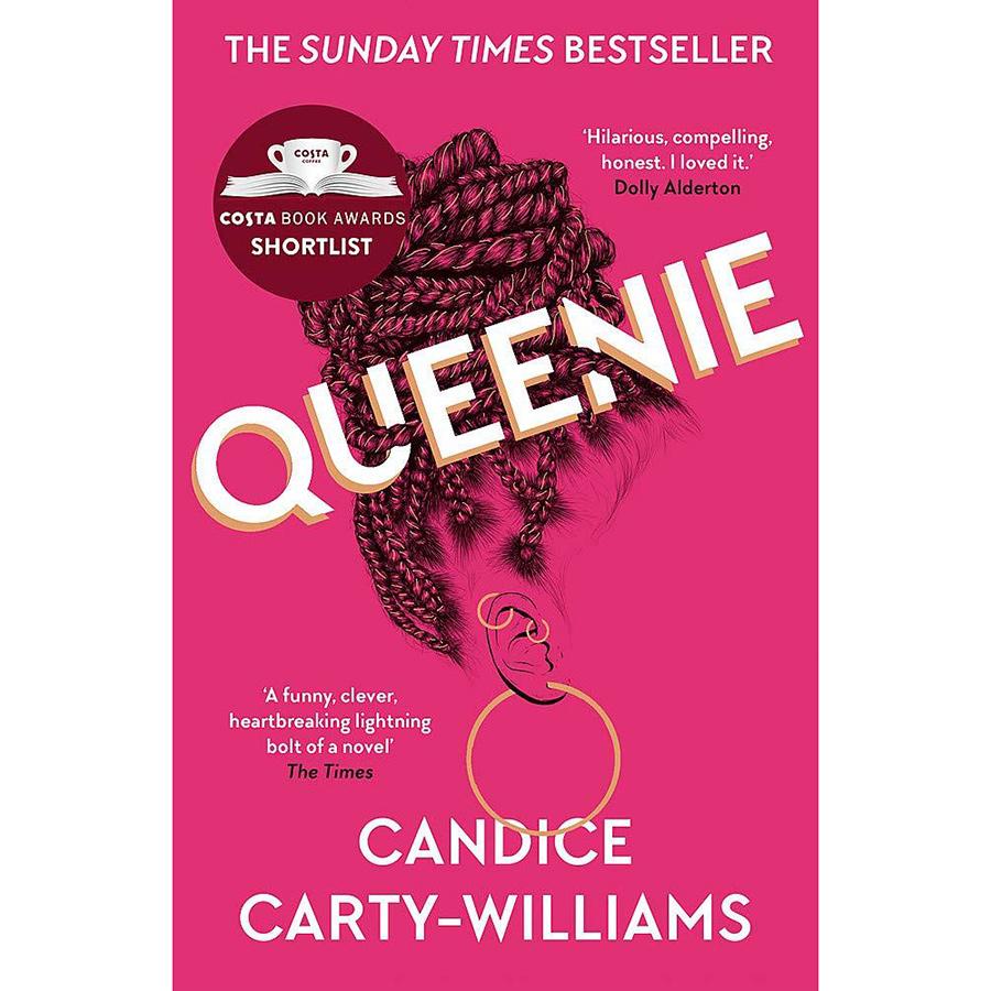 Queenie Paperback Book