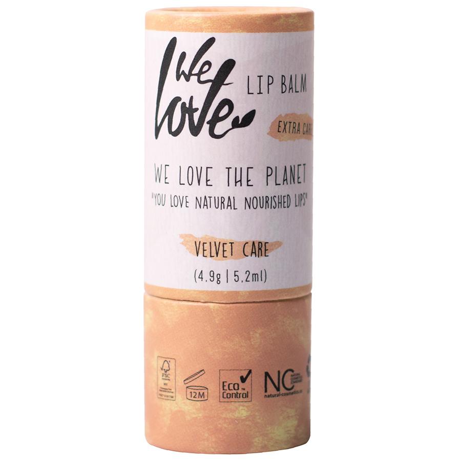 We Love the Planet Lip Balm Velvet Care - 5g