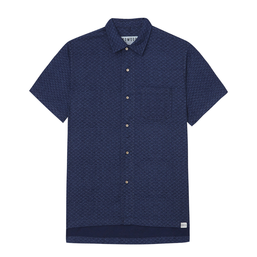 Komodo Dingwalls Shirt - Light Wash