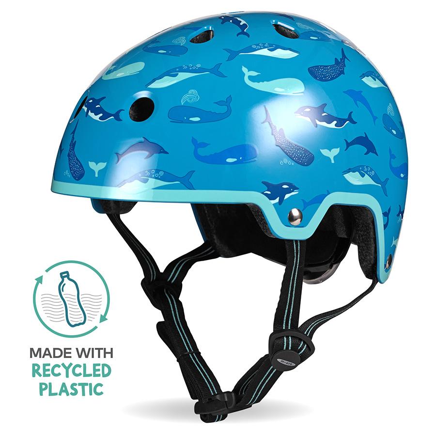 Micro Scooters Sealife Eco Helmet - Medium