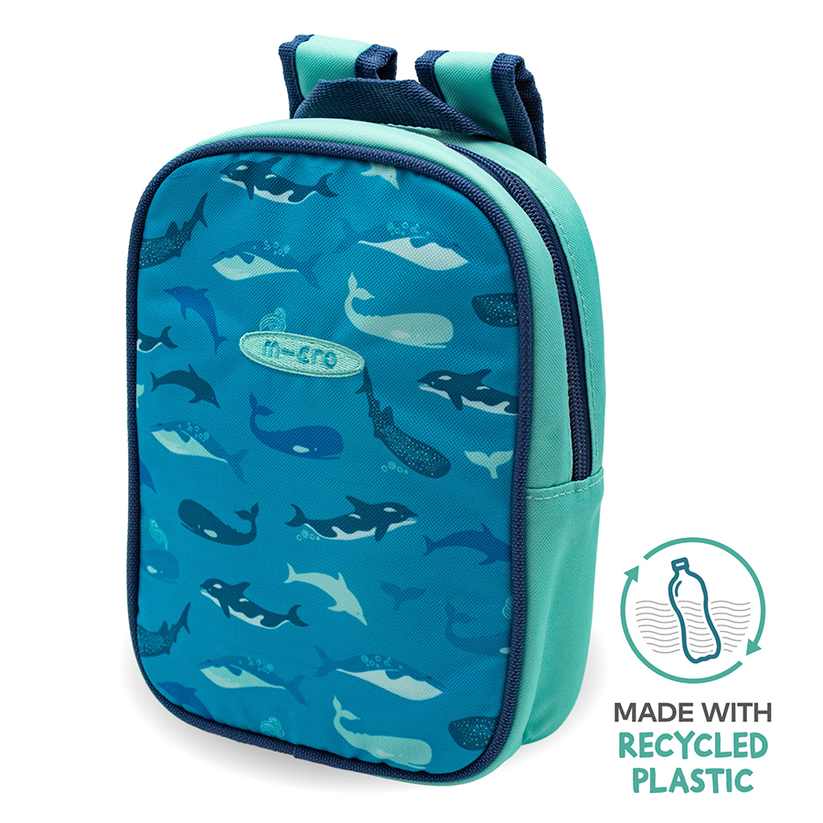 Micro Scooters Sealife Eco Lunch Bag