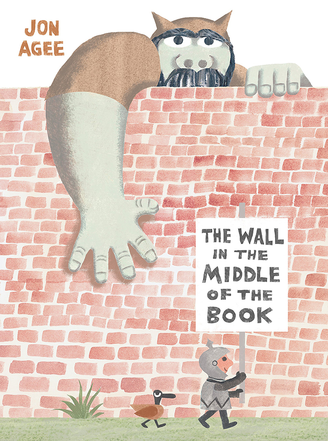 The Wall In The Middle Of The Book Paperback