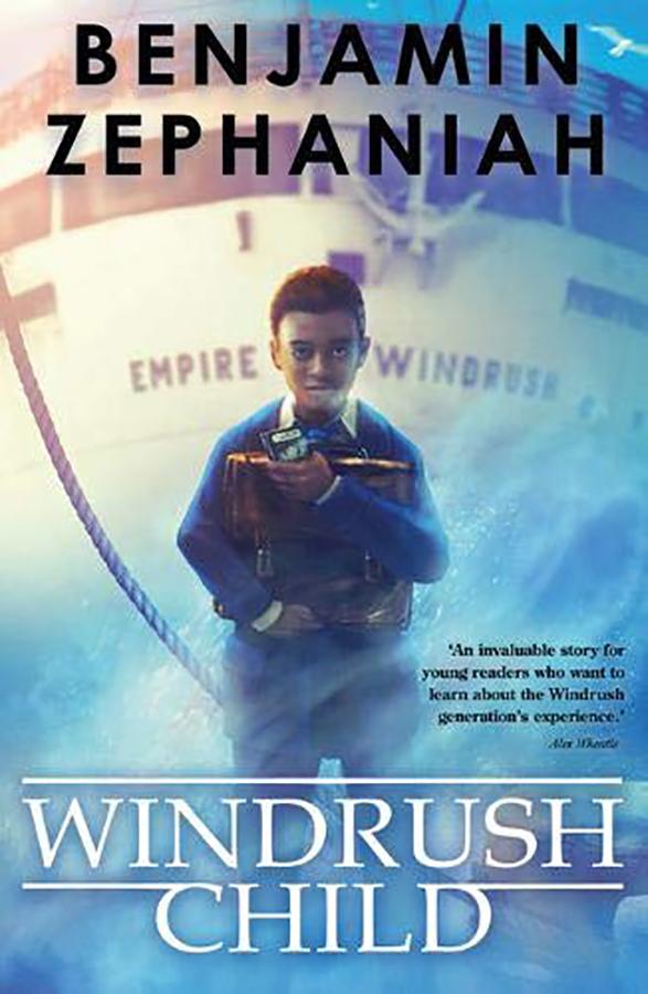 Windrush Child Paperback Book