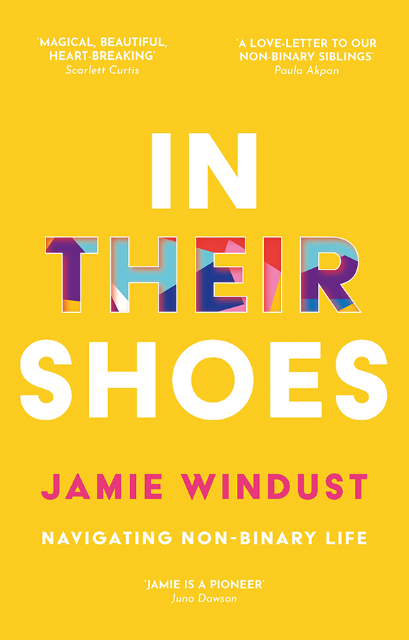 In Their Shoes Paperback Book