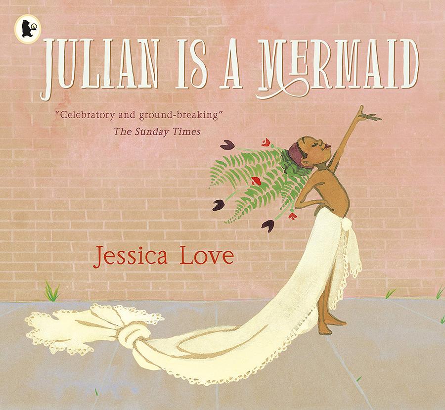 Julian is a Mermaid Paperback Book