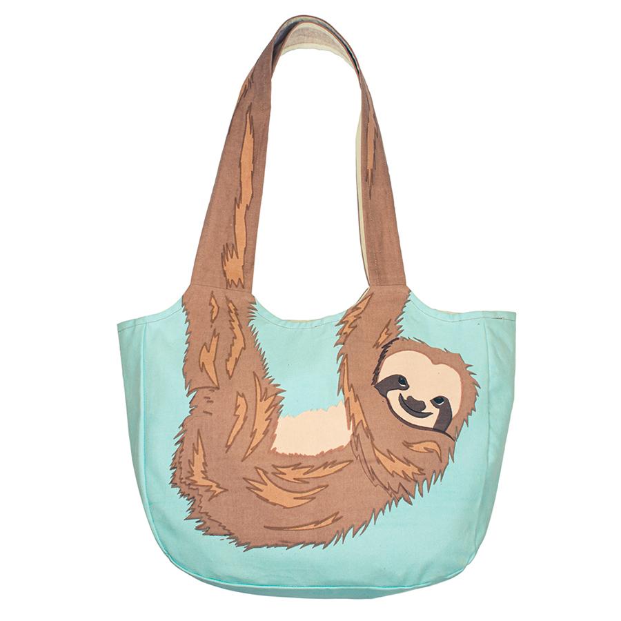 Sloth Shoulder Bag