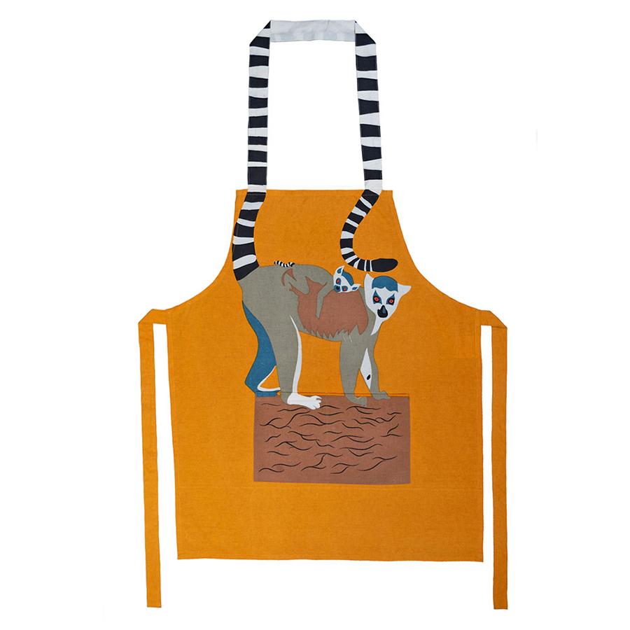 Ring-Tailed Lemure Apron