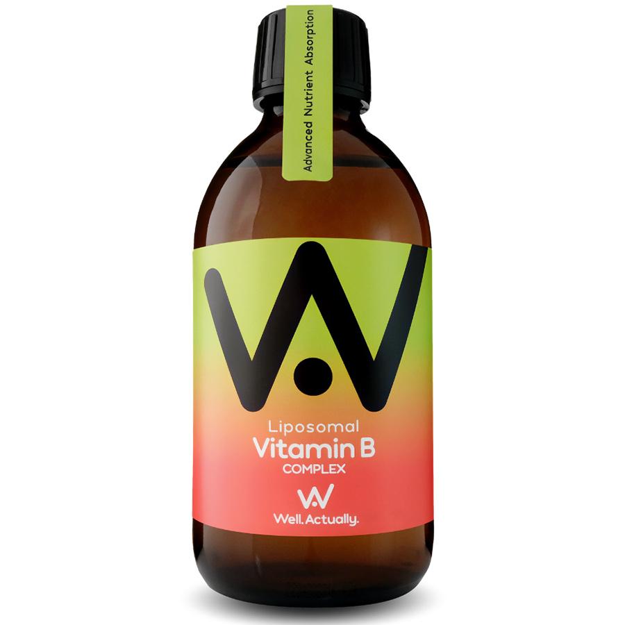 Well Actually Liposomal Liquid Vitamin B Complex - 300ml