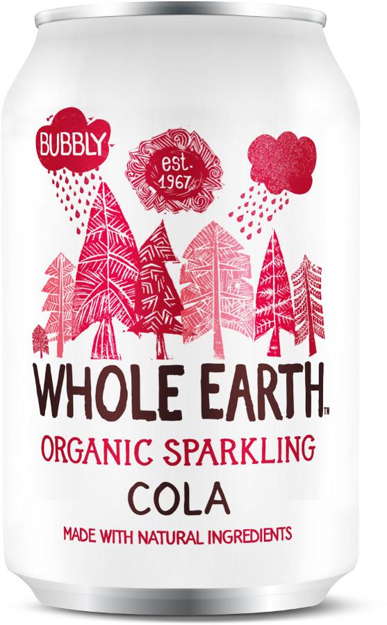 Whole Earth Organic Sparkling Cola - 330ml