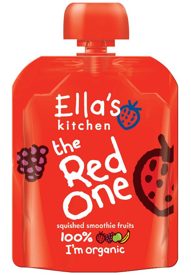 ellas kitchen the red one smoothie fruit 90g ellas kitchen - Ellas Kitchen