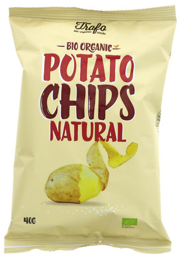 Trafo Salted Flavour Crisps - 40g
