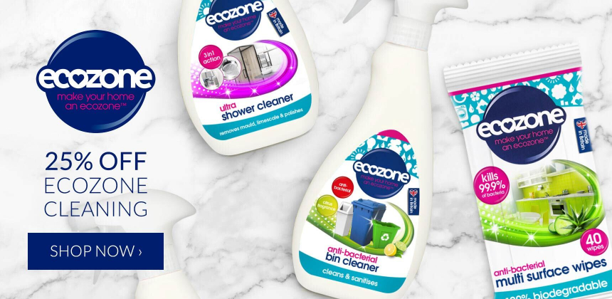 25% off Ecozone Cleaning