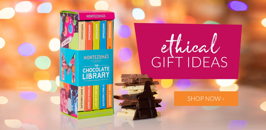 Ethical gift ideas - fair trade, organic, sustainable and more