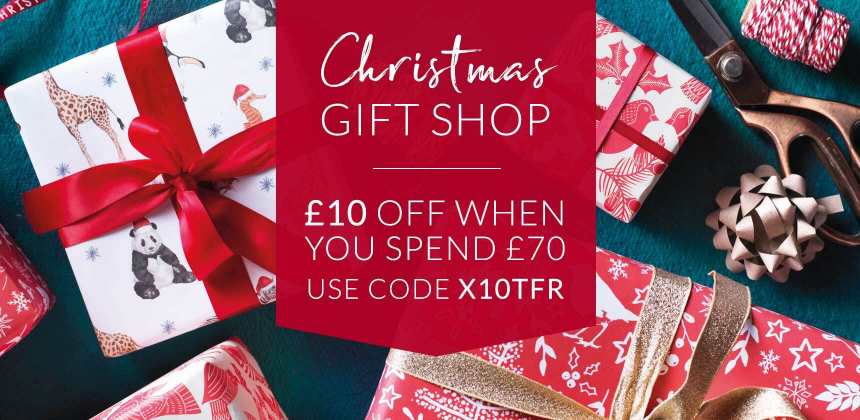 Ethical Gifts with £10 off £70