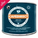 Cafedirect Decaffeinated Instant Coffee - 500g