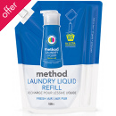 Method Laundry Liquid Refill - Fresh Air - 1020ml
