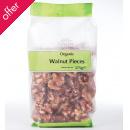 Suma Prepacks Organic Walnuts - 375g