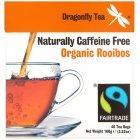 Dragonfly Fairtrade Organic Rooibos Tea - 40 Bags