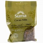 Suma Prepacks Organic Cacao Nibs - 100g