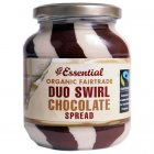 Essential Trading Duo Swirl Chocolate Spread - 400g