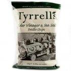 Tyrrells Cider Vinegar & Sea Salt Potato Chips 150g