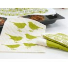 Jangneus Design Cloths - Lime Green - Pack of 4
