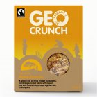 Traidcraft Fair Trade Raisin Granola GeoCrunch - 400g