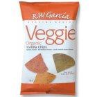 RW Garcia Corn Tortilla Veggie Chips - 200g