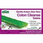 Optima Gentle Action Aloe Vera Colon Cleanse Tablets - 30 tablets