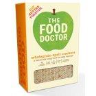 The Food Doctor Wholegrain Spelt Crackers - 200g