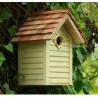 New England Nest Box - Yellow