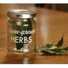 Home-Grown' Herbs Jar