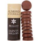 Montezuma's Almond & Vanilla Dainty Dollops - 150g