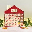 Keepsake Christmas House Advent Calendar
