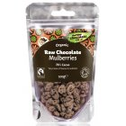 The Raw Chocolate Co Mulberries - 125g