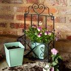 Metal Garden Wall Planter