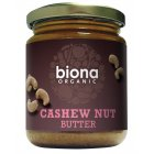 Biona Cashew Nut Butter - 170g