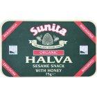 Sunita Organic Honey Halva - 75g