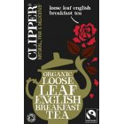 Clipper Fairtrade English Breakfast Tea - Loose Leaf - 125g