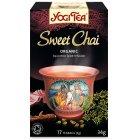 Yogi Organic Sweet Chai Tea - 17 Bags