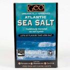 Geo Organics Atlantic Sea Salt Crystals - 250g