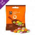 Traidcraft Fair Trade Milk Chocolate Beanies - 40g