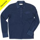 Komodo Blue Organic Cotton Taxim Polo