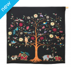 Traidcraft Tree of Life by Night Wall Hanging