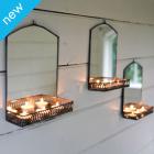 Oni Mirror with Shelf