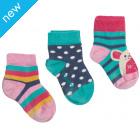 Little 3 Pack Socks Mouse Multipack