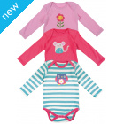 Super Special 3 Pack Body Owl Multipack