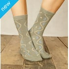 Braintree Bamboo Macy Dotty Socks