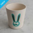 Jack N' Jill Bunny Rinse & Storage Cup